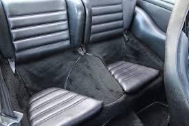 porsche 911 back seat porsche 911 sc 1978