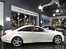 mercedes cl550 coupe 2012 mercedes designo magno white u11967 benzel