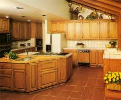 yellow kitchen wood cabinets a brief history of 1970s kitchen design apartment therapy