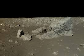 Flag On The Moon Conspiracy The Moon U0027s Surface In True Color And High Resolution China U0027s Yutu