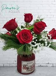forever roses winter friends forever pam u0027s posies