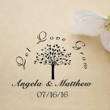 Save The Date Stamps Ws09 Custom Self Inking Wedding Stamp Save The Date Stamp With