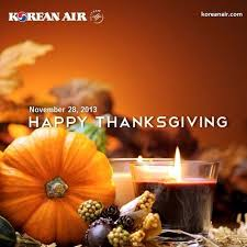 happy thanksgiving day to all our friends in the us graphic