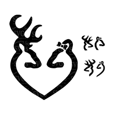 svg deer family dxf deer decal truck decal decal design