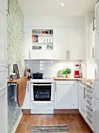 comment am駭ager une cuisine en longueur comment amenager une cuisine galerie avec charmant comment aménager