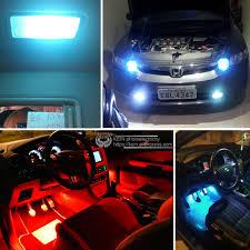 Led Light For Car Interior 10pcs T10 W5w Led Car Interior Light Cob Marker Lamp 12v 194 501