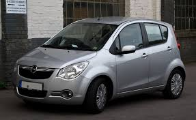 opel agila color edition technical details history photos on