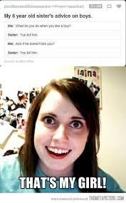 Crazy Girlfriend Meme - funny crazy girlfriend meme on imgfave