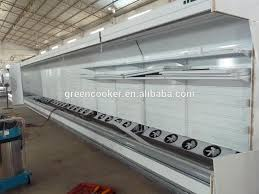 supermarket commercial refrigerator for fruits and vegetable buy