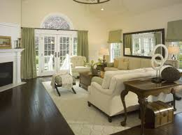 living room large wall decor ideas for with white fabric chair how