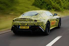 aston martin vintage james bond new aston martin vantage spotted testing u2022 gear patrol