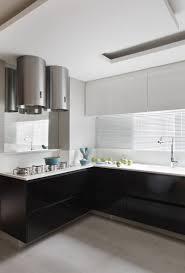 kitchen style minimalist modern designs for a u shaped kitchen