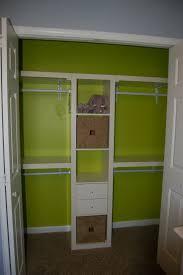 Nursery Closet Organization Ideas Nursery Closets Picmia