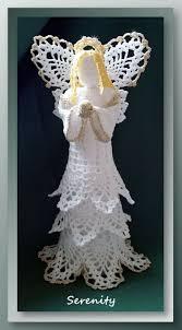 867 best aniołki images on pinterest crochet angels christmas