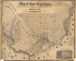 San Francisco Planning Map by Mapping Open Waters Musings On Maps