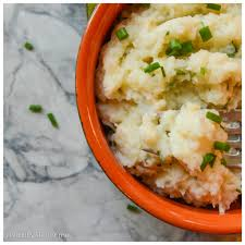 thanksgiving mashed potatos creamy mashed horseradish cauliflower a healthy life for me