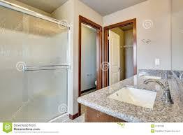 Modern Bathroom Toilet Modern Bathroom With Separate Toilet Room Stock Photo Image