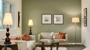 amazing green interior design living room green paint color