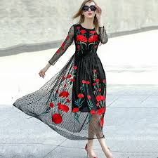 aliexpress com buy casual dresses 2017 spring summer bohemian
