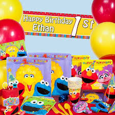 birthday party supplies best 25 sesame party supplies ideas on sesame