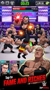 wwe games wwe tap mania on the app store