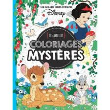 Classiques Disney Scènes Mythique ATELIERS DISNEY Les atéliers