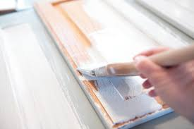what is the average cost of refinishing kitchen cabinets for an affordable kitchen update try painting your cabinets