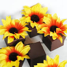 sunflower wedding favors the 25 best sunflower wedding favors ideas on bigs