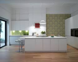 Wallpaper Kitchen Cabinet Houzz - Kitchen cabinet wallpaper