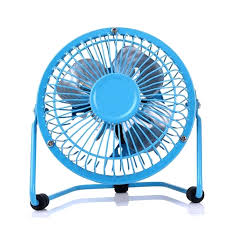 Small Oscillating Desk Fan Desk Quietest Small Desk Fan Best Desktop Fan Lil