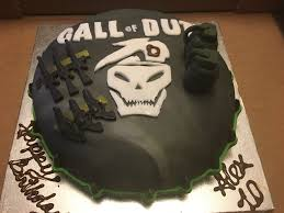 call of duty cake topper charming ideas call of duty birthday cake lofty design ops 3