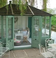 she shack how to transform your backyard storage space into a charming she