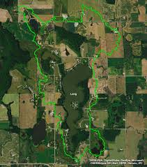 Wisconsin Dnr Lake Maps by Long Lake U2013 Manitowoc County Lakes Association