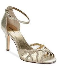 wedding shoes macys nine west asvelia mid heel evening sandals evening bridal