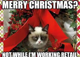 Funny Merry Christmas Meme - retail christmas funny retail merry christmas not while i m
