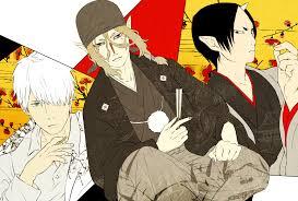 hozuki no reitetsu mushishi hoozuki no reitetsu mononoke hoozuki wallpaper