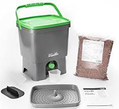 poubelle compost pour cuisine bokashi poubelle organico de compostage pour déchets de cuisine