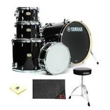 built to satisfy professionals and beginners this drum set has a