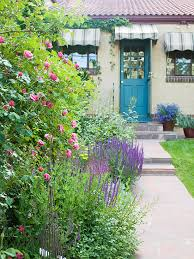 How To Design A Flower Bed How To Design A Backyard 4 Essential Zones The Inspired Room