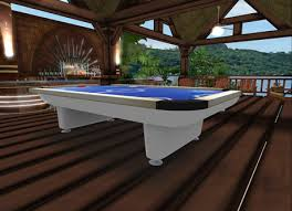 outdoor air hockey table second life marketplace playable air hockey table bed modern white