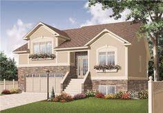 Split Level Style Split Level House Plan Exterior Colors Diy Home Improvement
