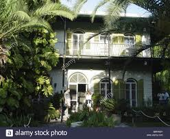Hemingway House Key West Ernest Hemingway House And Museum Facade Florida Keys Home House
