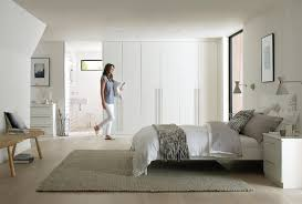 Manhattan Contempo Fitted Bedroom Furniture By Sharps - Fitted bedroom furniture