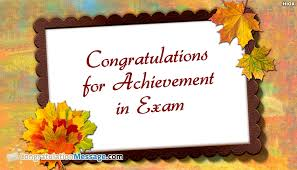 congratulations messages for achievement in