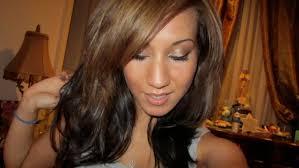 dark hair underneath light on top blonde highlights brown hair underneath medium hair styles ideas