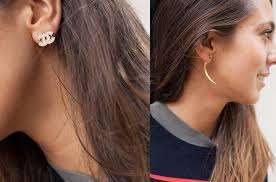 one earring trend alert mismatched earrings ebay style stories