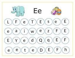 37 best letter e images on pinterest preschool letters letter e