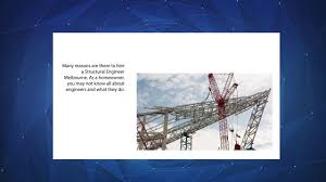 structural engineer melbourne youtube