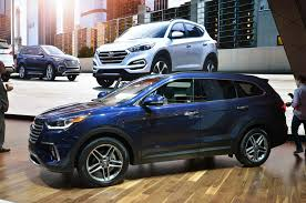 hyundai jeep 2017 2017 hyundai santa fe santa fe sport review first look