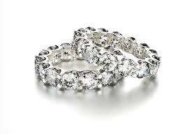 faux engagement rings engagement rings best imitation diamonds and gemstones my faux